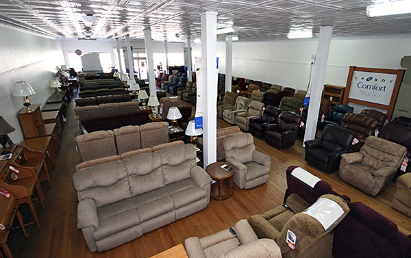 With 12 000 square feet in our North Wilkesboro showroom  Better Homes  Furniture Co  carries a LOT of different mattresses  recliners  bedroom  suites. Better Homes Furniture   Mattresses  Recliners  Bedrooms  Living